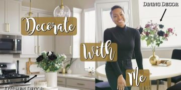 DECORATE MY NEW HOME WITH ME!! | NEW HOUSE TRANSFORMATION | MODERN HOME DECOR ON A BUDGET 8