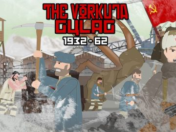The Vorkuta Gulag - Hellhole of the USSR
