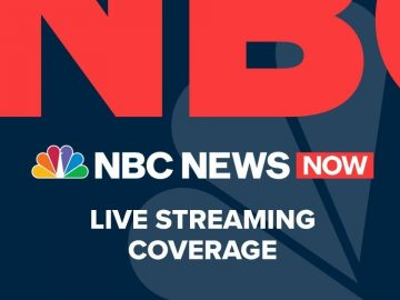 Live: NBC News NOW - November 20