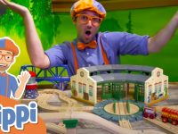 Blippi Visits A Children's Museum | Educational Videos For Kids 29