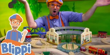 Blippi Visits A Children's Museum | Educational Videos For Kids 22