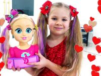 Diana and Roma Pretend Play with Dolls | Funny stories for kids 47
