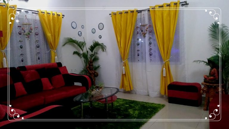 Indian home tour||How to decorate home||Easy home decoration ideas 1