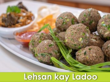 Lehsan ke Ladoo Healthy Bajre kay Ladu Lasan na Ladwa Recipe in Urdu Hindi - RKK