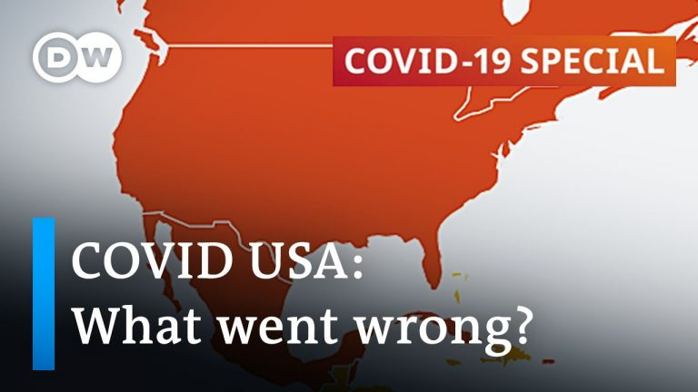Coronavirus in the US: What went wrong in the world's largest economy? | COVID-19 Special