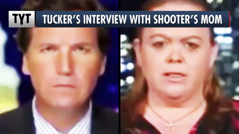 Tucker Carlson's Insane Interview With Shooter's Mother