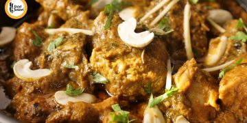 Reshmi Chicken Recipe By Food Fusion
