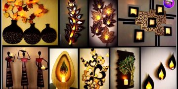 ❣️10 home decorating ideas❣️ | craft ideas | Home decor ideas | Fashion pixies 4
