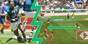 Blitzboks Brilliance 🤩 Top 10 Tries | South Africa | World Rugby Sevens 6