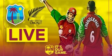 Chanderpaul Century in Exciting Chase! | West Indies v New Zealand 2002 2nd ODI | LIVE STREAM