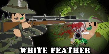 'White Feather' The Marine Sniper Who Shot through an Enemy's own Rifle Scope