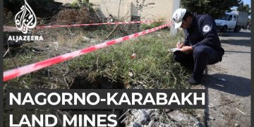 Azerbaijani military defuses more than 150 mines in Agdam