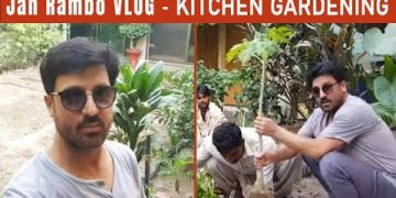 Jan Rambo Vlog | Kitchen Gardening 19