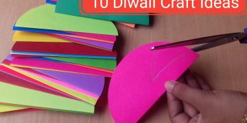 10 Easy Home Decoration Ideas For Diwali | Diwali Decoration Ideas | Craft gallery 20