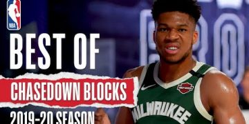 The BEST Chasedown Blocks | 2019-20 Season