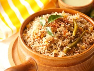 Qeema Chana Pulao Recipe By Food Fusion