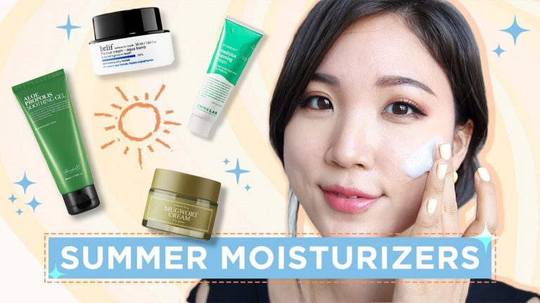 ✨Best Moisturizers for Acne-Prone, Oily, Combo, Dry & Sensitive Skin • Fresh Summer GLOW 2019 1