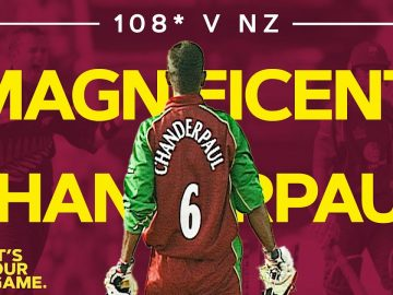 Chanderpaul Hits Magnificent Match-winning 108*! | West Indies v New Zealand 2nd ODI 2002