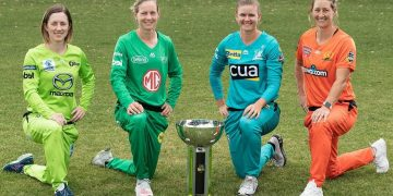 Inside look at a unique and incredible season   Rebel WBBL 06