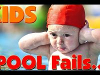 KIDS Pool Fails #Best Fails EVER..! #spartaa vlogsf 9