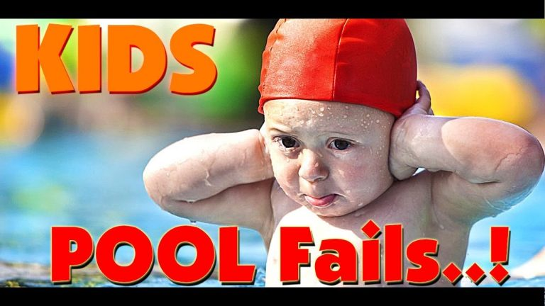KIDS Pool Fails #Best Fails EVER..! #spartaa vlogsf 1