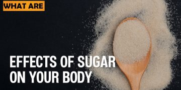 Effects of Excessive sugar on your body