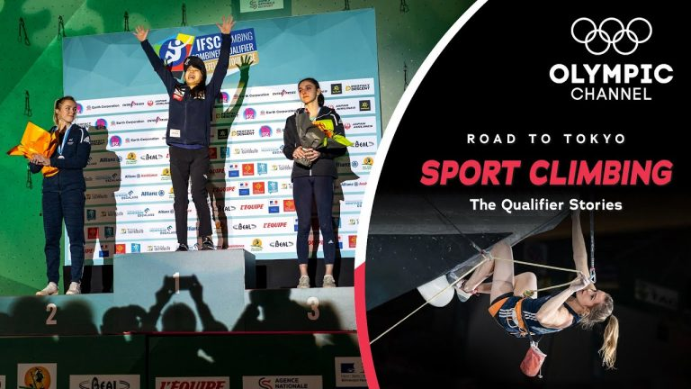 Who can book a ticket for the Olympics? | Road to Tokyo: Climbing | The Qualifier Stories | Ep. 4