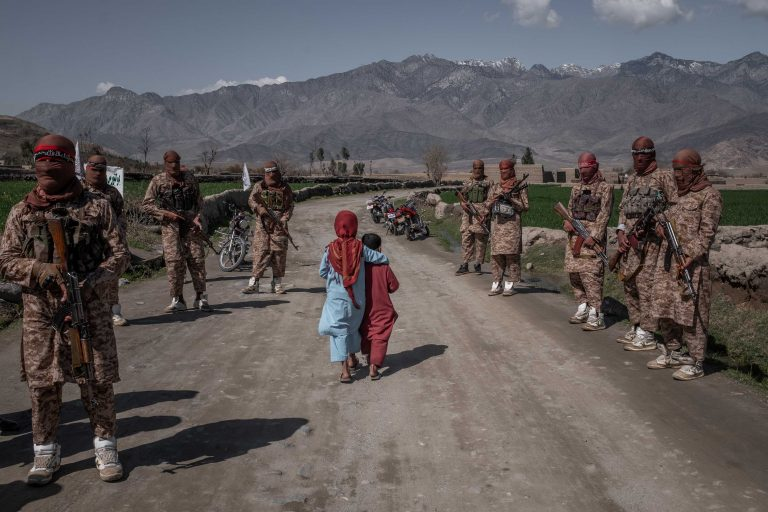 Peace seems impossible on Afghanistan's front lines. 1