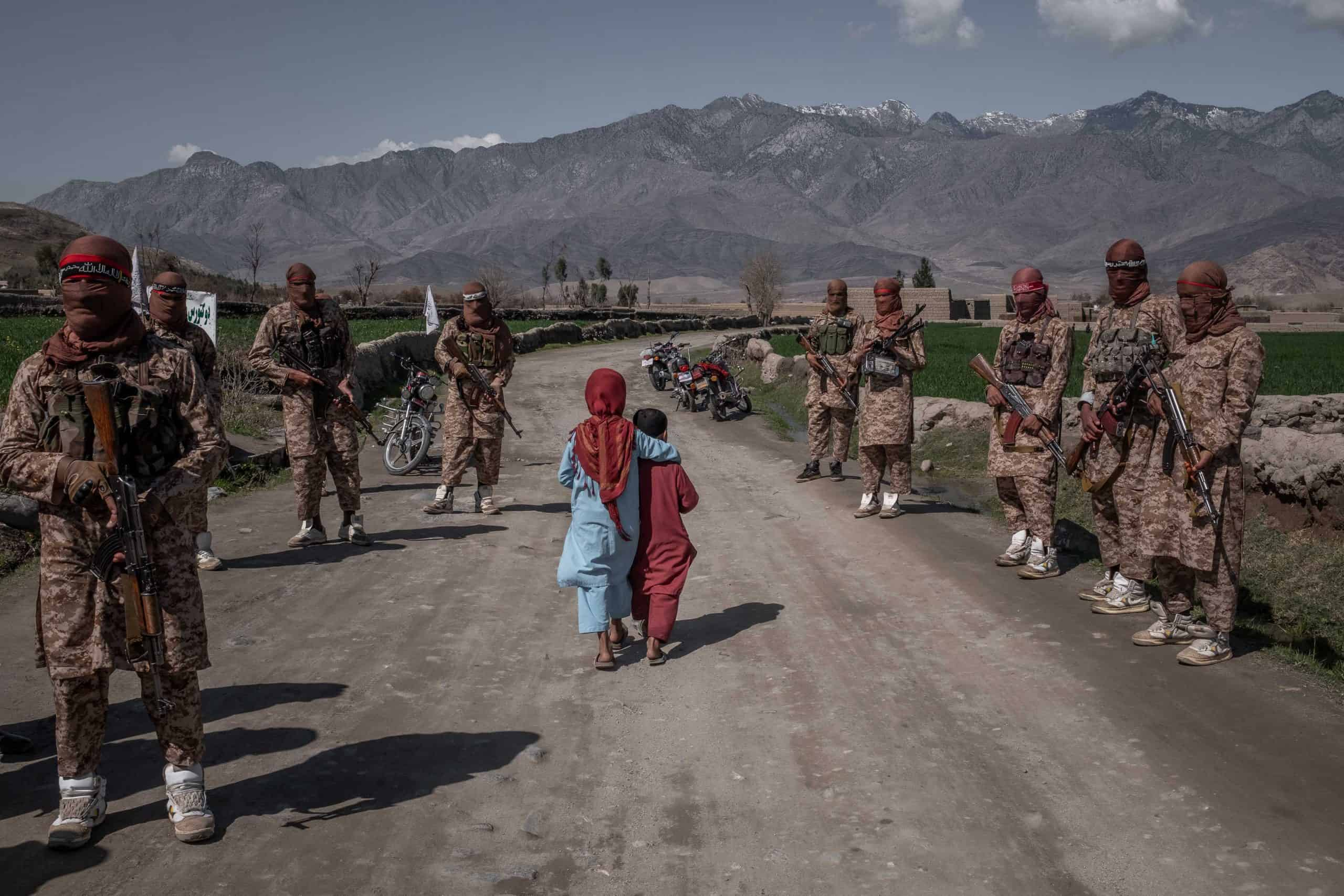 Peace seems impossible on Afghanistan's front lines. 4