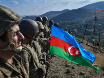 Azerbaijan said its forces had captured the key town of Shusha from Armenian paratists 8