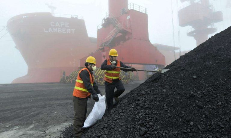 China increases coal import quotas but Australia may be excluded 1
