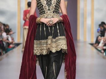 Designer winter dress designs Latest suit collection 10