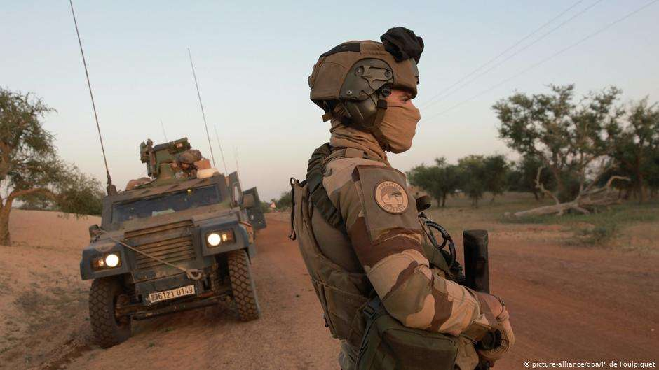 French airstrikes kill over 50 people in Mali 3