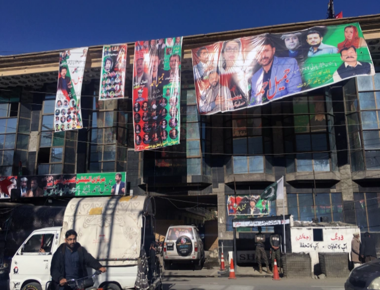PTI Party, which promised to upgrade the Himalayan region's status, won 10 of the 23 seats. 1