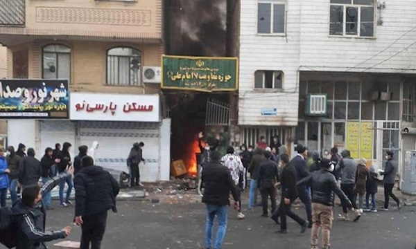 Iran 2019 Protests Anniversary Underscores Growing Influence of Organized Opposition. 1