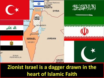 Recognition of Israel – The Choices for Muslim World 13