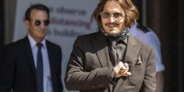 Johnny Depp's permission to appeal libel ruling rejected by UK judge 8