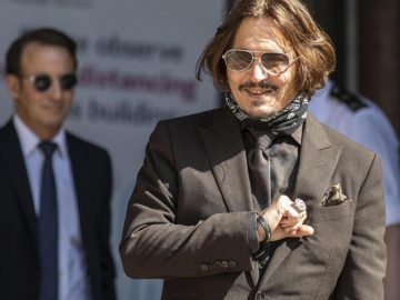 Johnny Depp's permission to appeal libel ruling rejected by UK judge 13
