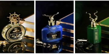 The J. has introduced three new fragrances named Frontline, Sherdil and Marine. 4