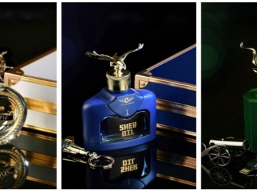 The J. has introduced three new fragrances named Frontline, Sherdil and Marine. 32