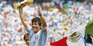Argentina's Maradona, one of football's greatest, dies aged 60 7