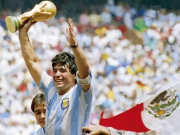 Argentina's Maradona, one of football's greatest, dies aged 60 12