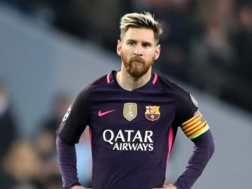 Messi needs a rest – Koeman leaves captain and De Jong out of Kiev trip 8