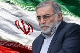 Terrorists murdered an eminent Iranian scientist today 9