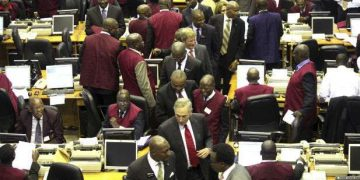 Nigerian Stock Exchange gains N2.7tn in two months. 6