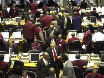 Nigerian Stock Exchange gains N2.7tn in two months. 28