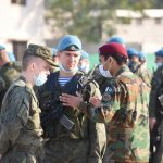 Pakistan-Russia joint military exercise underway at Tarbela 3