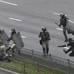 900 reported arrested in Belarus protests 3