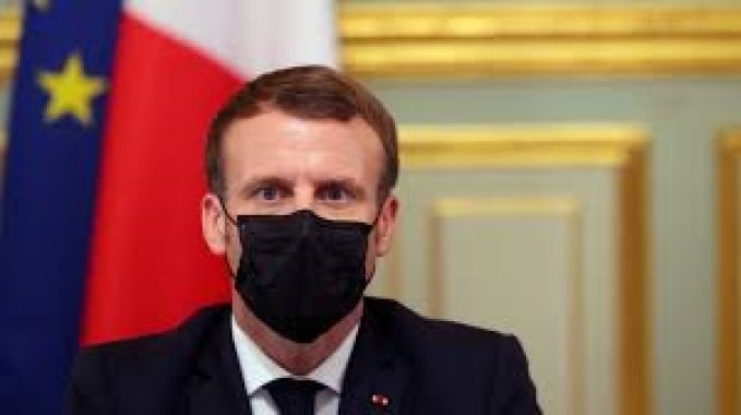 """""""I can understand that people could be shocked by the caricatures, Emmanuel Macron 1"""