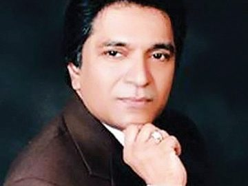 Moin Akhtar On TV, Paying Tribute To Mohammad Ali 2